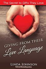Giving from Their Love Language