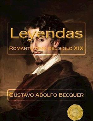 Bog, paperback Leyendas af Gustavo Adolfo Becquer