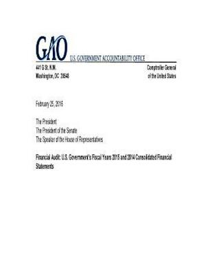 Bog, paperback Financial Audit af Government Accountability Office