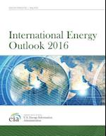 International Energy Outlook 2016 af Us Energy Information Administration