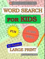 Word Search Puzzles for Kids - Themes, Jokes, Fun Facts