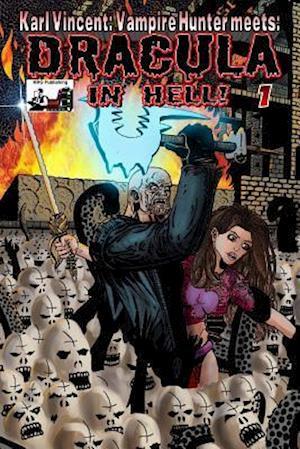 Bog, paperback Karl Vincent Meets Dracula in Hell Graphic Novel af Kevin R. Given, Dennis Magnant