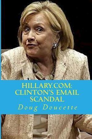 Bog, paperback Hillary.com af D. M. Doucette