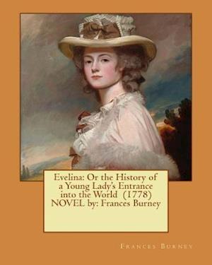 Bog, paperback Evelina af Frances Burney
