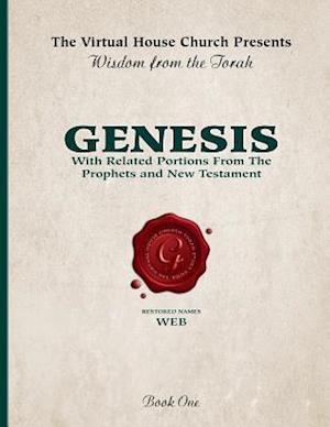 Bog, paperback Wisdom from the Torah Book 1 af Rob Skiba