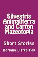 Silvestris Animaliterra and Carton Mazeotopia af Adriana Dana Listes Pop