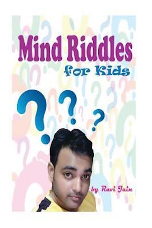 Bog, paperback Mind Riddles af Ravi Jain