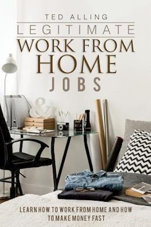 Bog, paperback Legitimate Work from Home Jobs af Jackson Smith