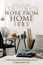Legitimate Work from Home Jobs af Jackson Smith
