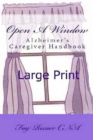 Bog, paperback Open a Window af Fay Risner