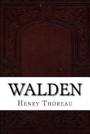 Bog, paperback Walden af Henry David Thoreau