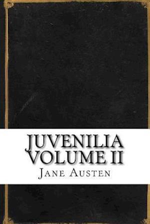 Bog, paperback Juvenilia Volume II af Jane Austen