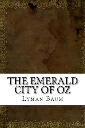 Bog, paperback The Emerald City of Oz af Lyman Frank Baum