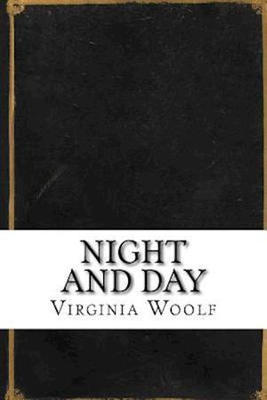 Bog, paperback Night and Day af Virginia Woolf