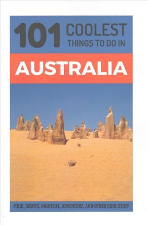 Bog, paperback Australia af 101 Coolest Things