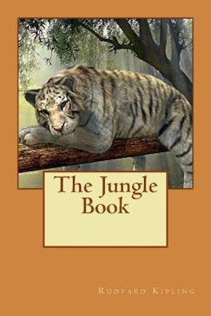 Bog, paperback The Jungle Book af Rudyard Kipling