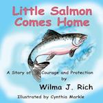 Little Salmon Comes Home af Wilma J. Rich