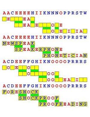 Bog, paperback Joinword Puzzles 93rgb af MR Francis Gurtowski