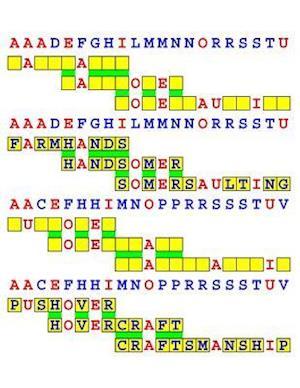 Bog, paperback Joinword Puzzles 95rgb af MR Francis Gurtowski