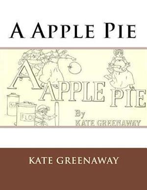 Bog, paperback A Apple Pie af Kate Greenaway