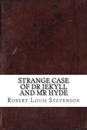 Bog, paperback Strange Case of Dr Jekyll and MR Hyde af Robert Louis Stevenson