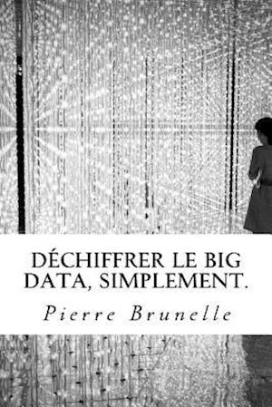 Bog, paperback Dechiffrer Le Big Data, Simplement. af Pierre J. L. Brunelle