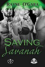 Saving Savanah af Rayne O'Gara