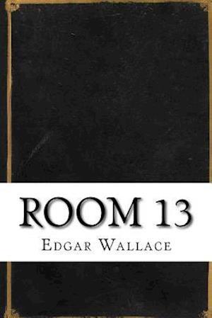 Bog, paperback Room 13 af Edgar Wallace