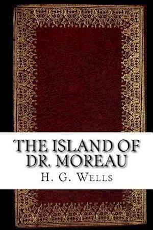 Bog, paperback The Island of Dr. Moreau af H. G. Wells