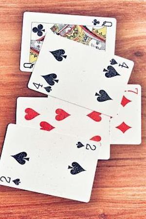Bog, paperback Playing Cards Game Journal af Cs Creations