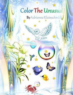 Bog, paperback Color the Unusual! af Adrienne Kleinschmidt