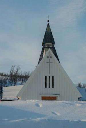 Bog, paperback Norwegian Church in the Winter Journal af Cs Creations