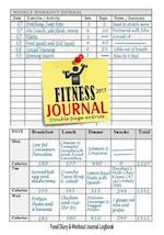 Fitness Journal 2017 af Blank Books Journals