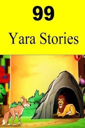 Bog, paperback 99 Yara Stories af Aruna Morgal
