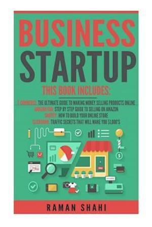 Bog, paperback Business Startup af Raman Shahi