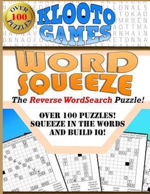 Bog, paperback Klooto Games Word Squeeze af Klooto Games