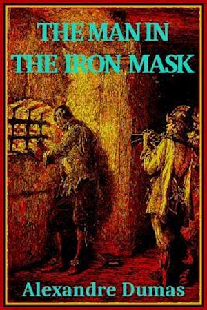 Bog, paperback The Man in the Iron Mask af Dumas Alexandre