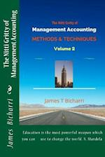 The Nitti Gritty of Management Accounting