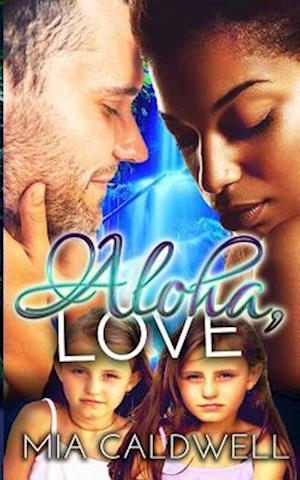 Bog, paperback Aloha, Love af Mia Caldwell