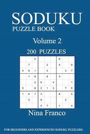 Bog, paperback Sudoku Puzzle Book af Nina Franco