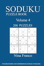 Sudoku Puzzle Book af Nina Franco