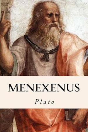 Bog, paperback Menexenus af Plato