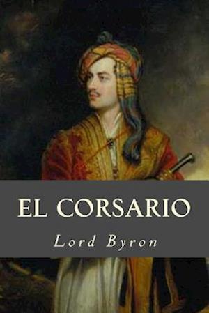 Bog, paperback El Corsario af Lord Byron