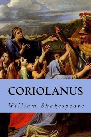 Bog, paperback Coriolanus af William Shakespeare