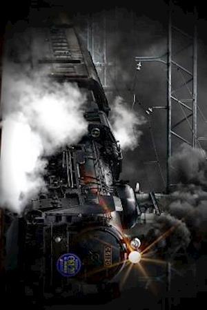 Bog, paperback A Steam Train Locomotive Coming Into the Station af Unique Journal