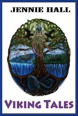 Bog, paperback Viking Tales af Jennie Hall