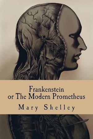 Bog, paperback Frankenstein, or the Modern Prometheus af Mary Shelley