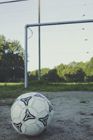 Bog, paperback Soccer Ball and Goal Journal af Cs Creations