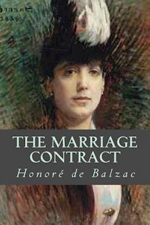 Bog, paperback The Marriage Contract af Honoré de Balzac