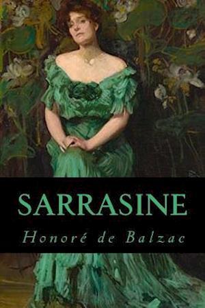 Bog, paperback Sarrasine af Honore De Balzac